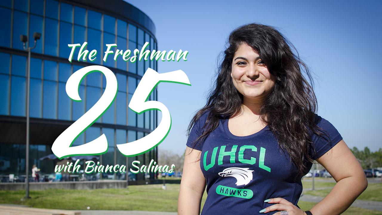 The Freshman 25 blog category