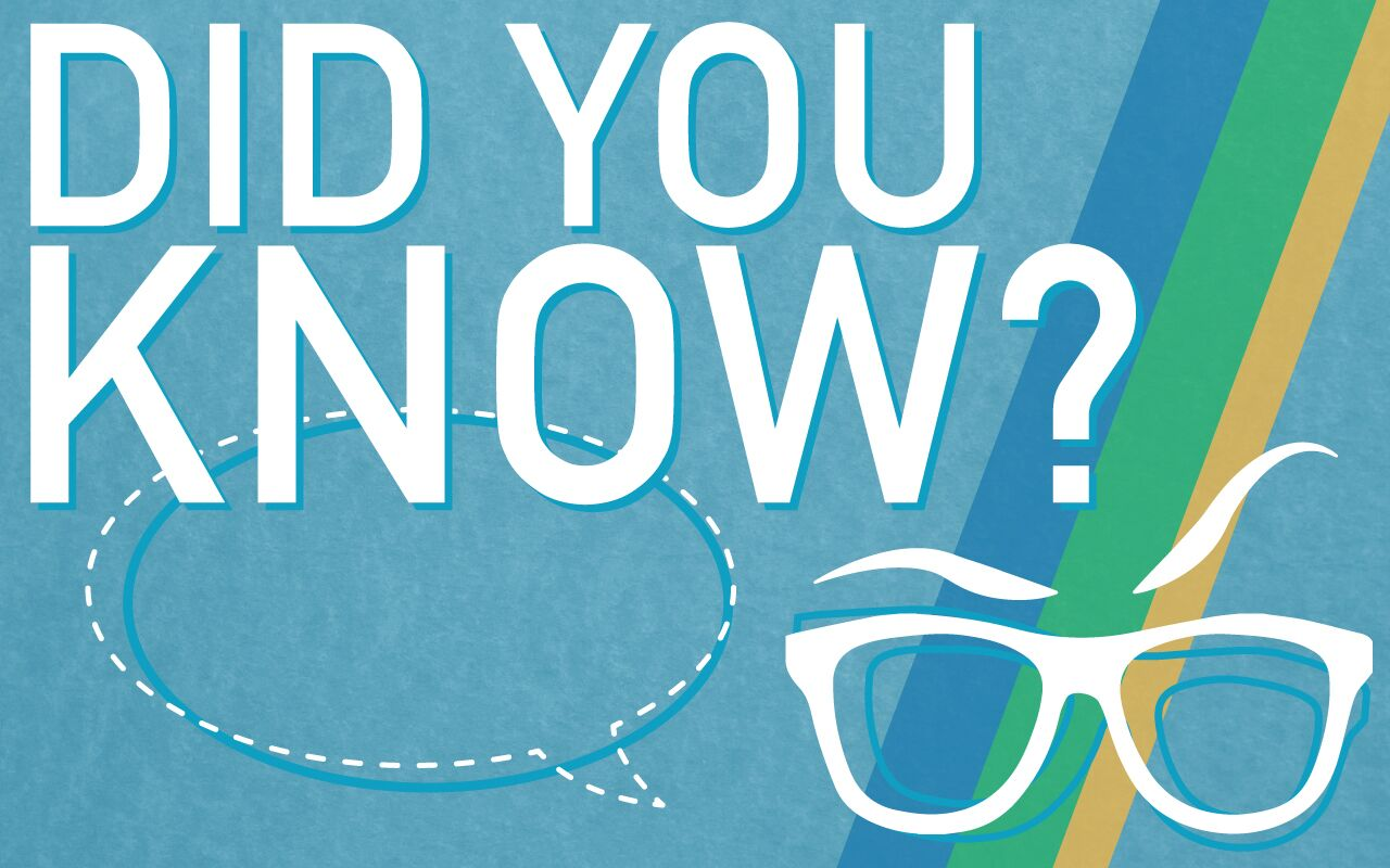 Did You Know? blog category