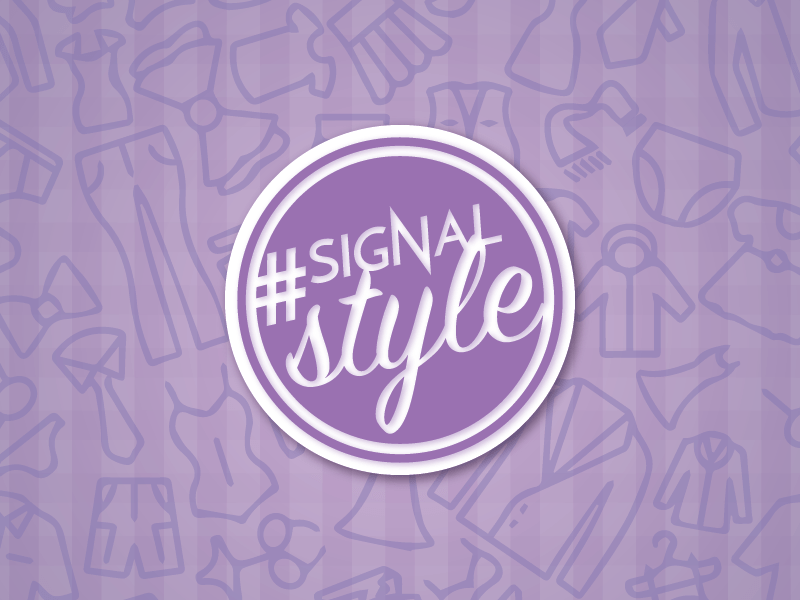 Signal Style blog category