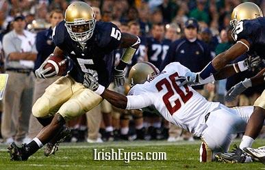 Armando Allen - Notre Dame Running Back