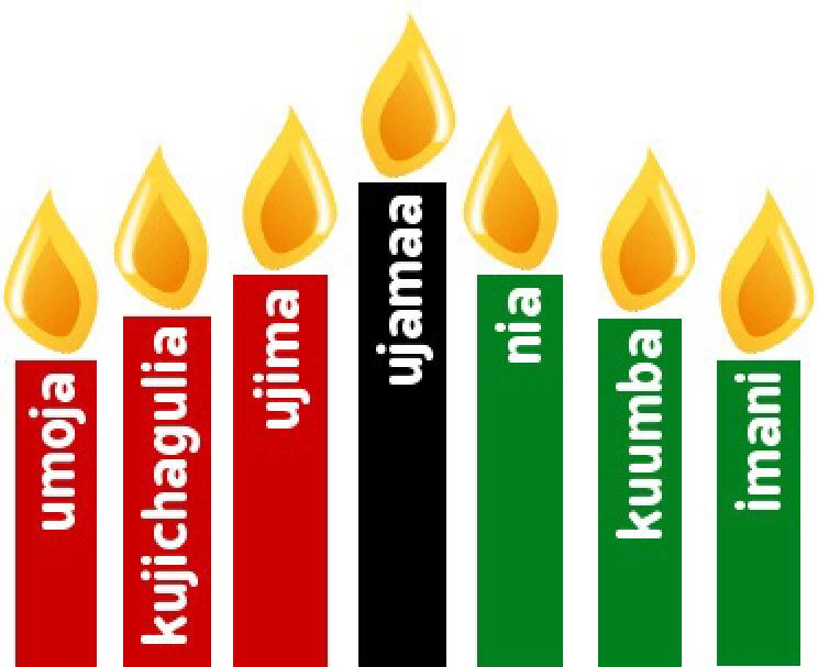 Kwanzaa Symbols Clip Art Cliparts