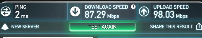 mengukur kecepatan internet