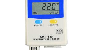 Pengukur Suhu dan Data Logger
