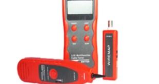 Alat Uji Kabel Jaringan Multifungsi NF-838