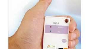 Alat Pencatat Suhu Digital
