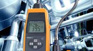 Alat Pengukur dan Deteksi Gas Mudah Terbakar