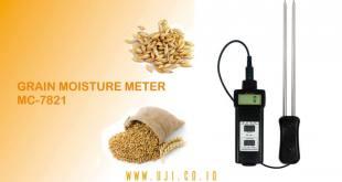 Alat Pengukur Kadar Air Bijian Digital MC-7821