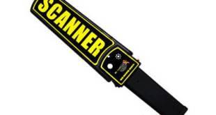 Alat Hand Held Metal Detector/Scanner MDX01