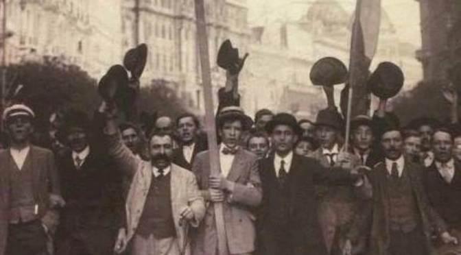 Propaganda a háború jegyében – Első világháborús kiállítás nyílt az Országos Széchényi Könyvtárban