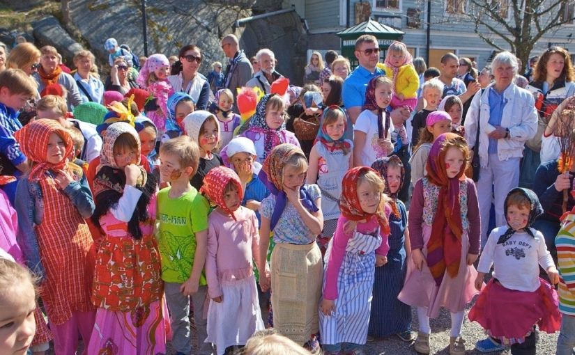 Sweden is really good at gender equality. This kindergarten is an example of why.