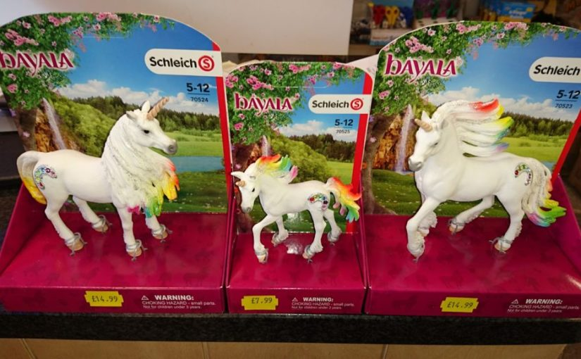 Buy Schleich for Christmas 2017