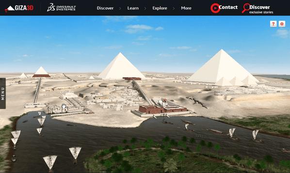 Giza 3D