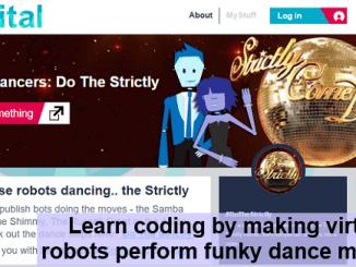Robo-Dancers info