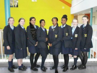 The school's Digital Leaders