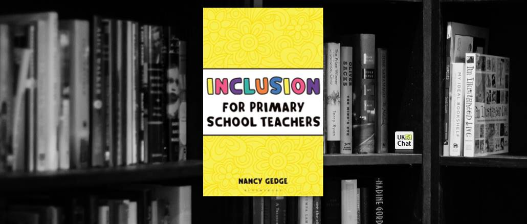 Book: Inclusion by @NancyGedge