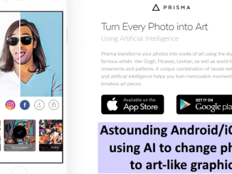 Prisma info