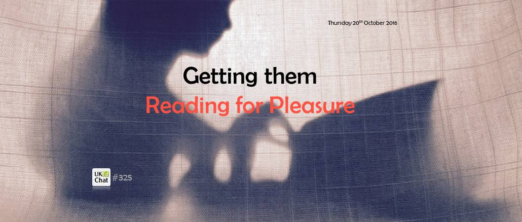 Session 325: Getting them Reading for Pleasure
