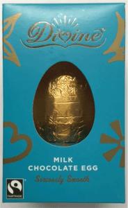 Divine easter egg