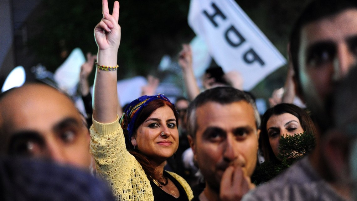 вибори Туреччина