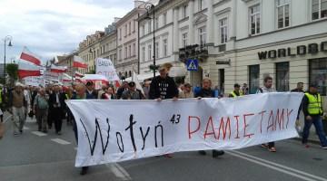Акція в Польщі. Волинська різня