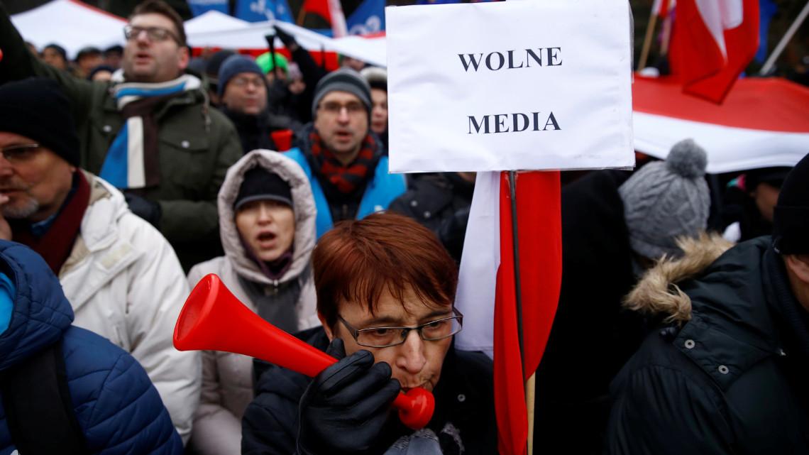 Протести в Польщі