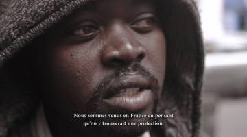 чрезвычайное положение и будни беженцев в Париже