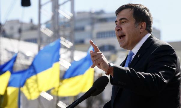 Сьогодні відбудеться представлення нового глави Одеської держадміністрації Михаїла Саакашвілі
