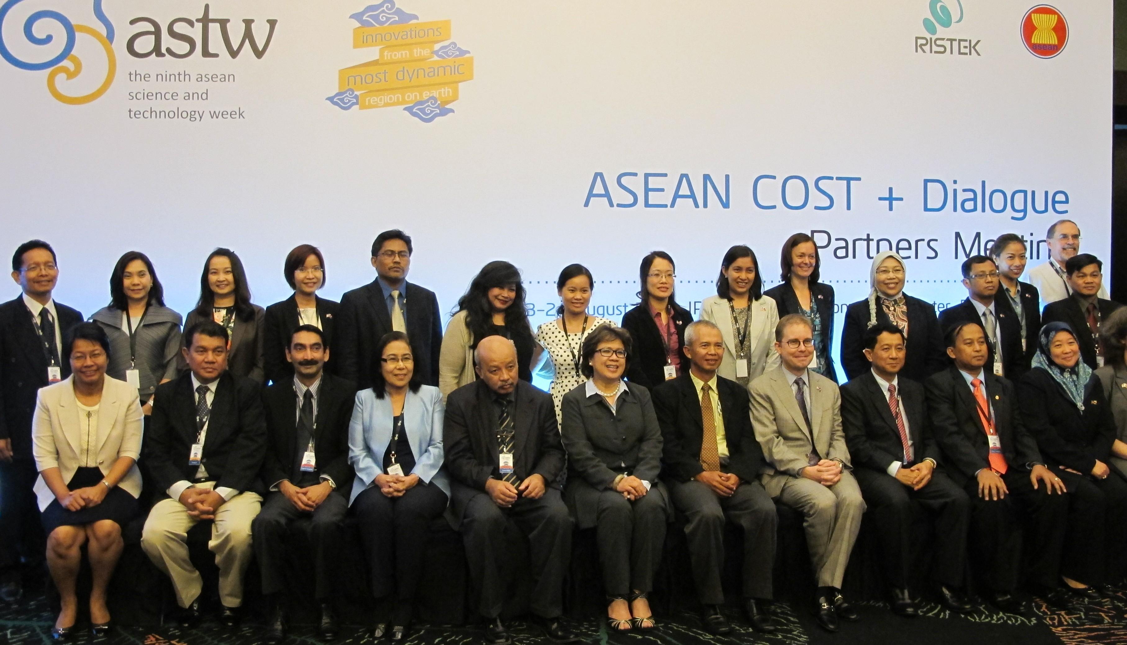 UL Presents 2014 ASEAN Women in Science Award