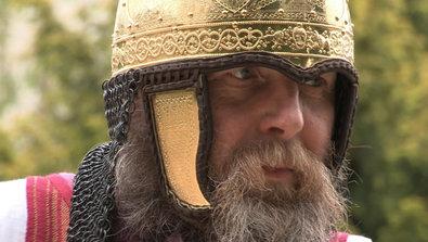 Die Spur der Steine: Der fränkische Krieger