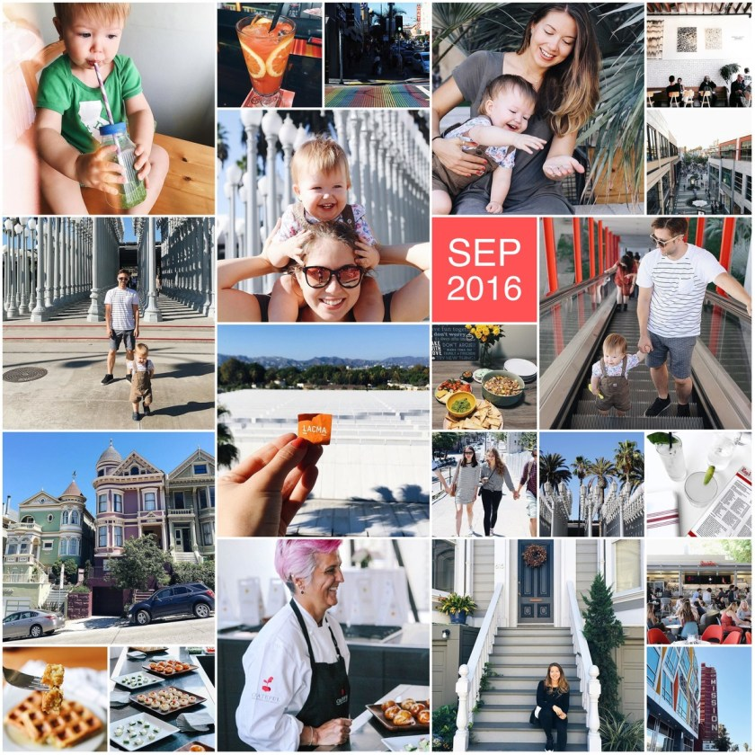 Sep'16 IG Collage
