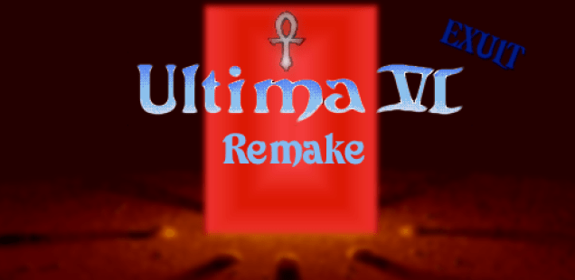 The Ultima 6 Remake: General Update