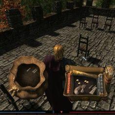 Good spot for a chair