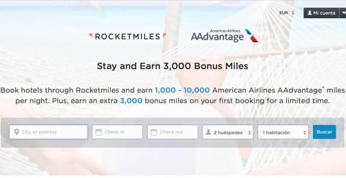 Rocketmiles-American