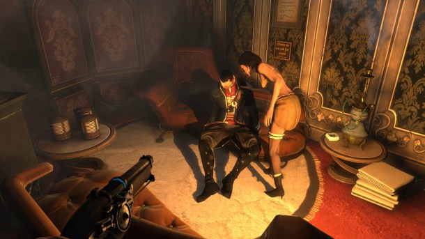 Dishonored Gamplay Screenshot 2