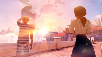 Bioshock Infinite - Playa