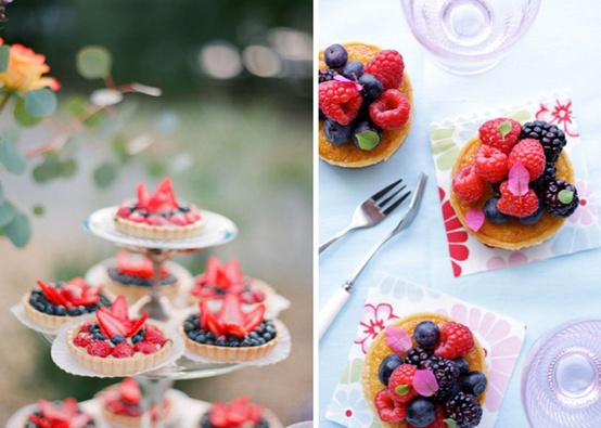013 mini fruit tarts