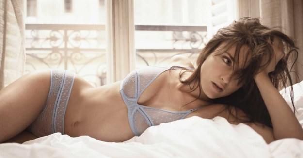 Where to Shop for a Lingerie Shower: Eberjey