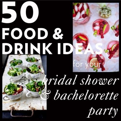 Medium Of Bridal Shower Food