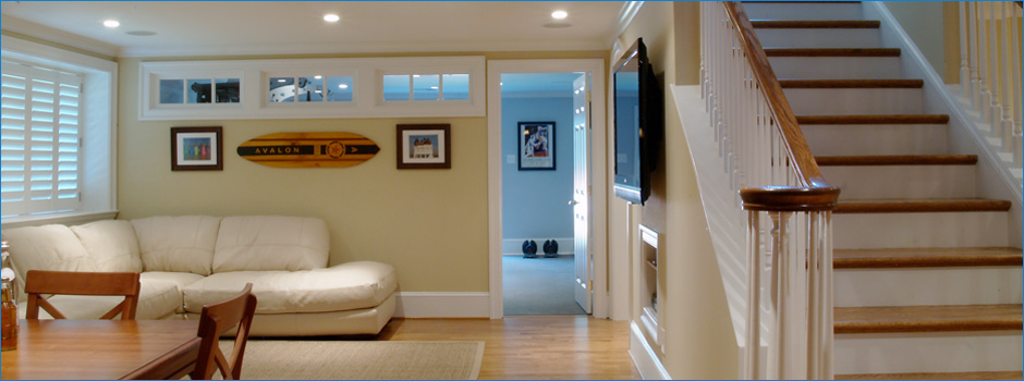 Basement-renovation-Roselle-IL
