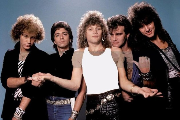 bon jovi could never catch a break with critics when the band first showed up in mid 80s members gigantic hair and toothy grins got more