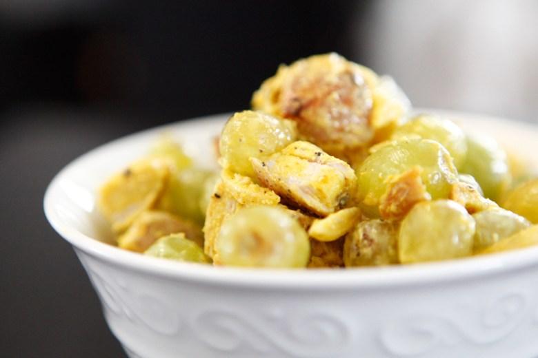 Paleo Chicken Nut Puffs
