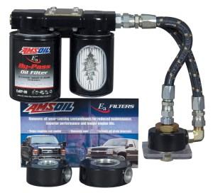 AMSOIL BMK Dual Remote Oil Filter Display
