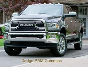 Dodge RAM Cummins Turbodiesel