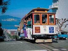 サンフランシスコ_ケーブルカー