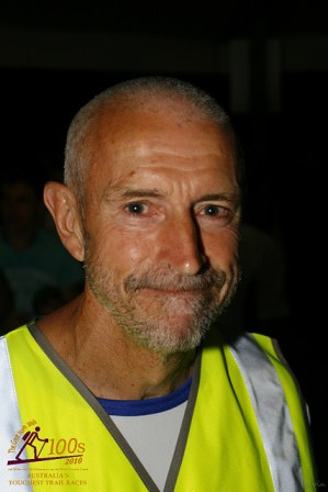 GNW100s Race  Director Dave Byrnes