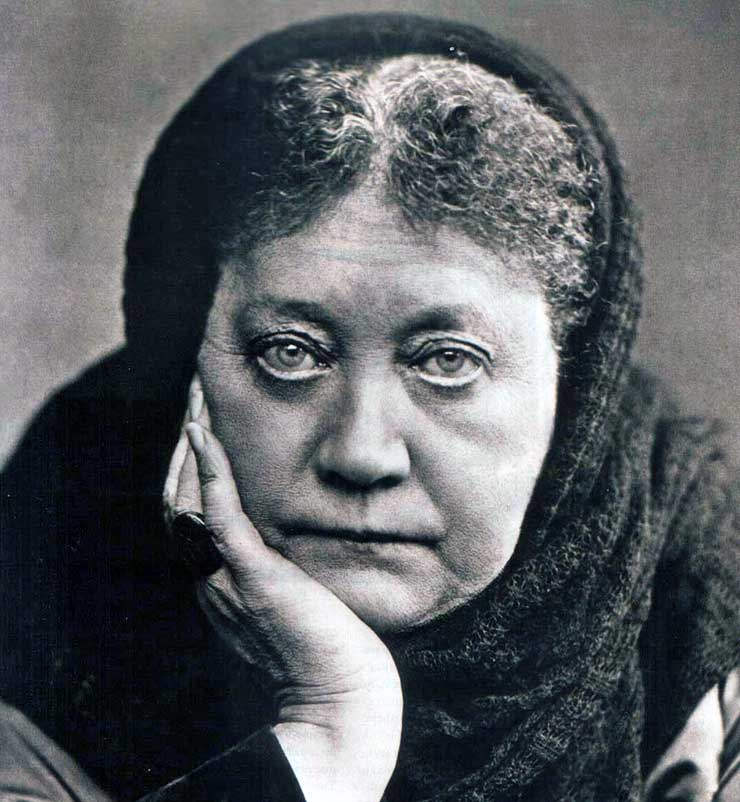 Helena H. P. Blavatsky