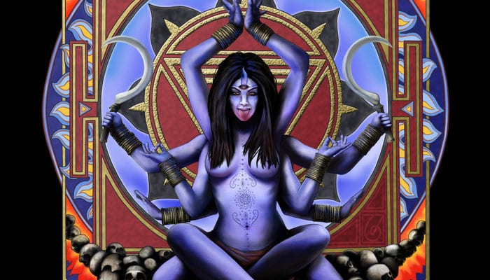 Meet Kali Ma, the World's Most Intense Goddess