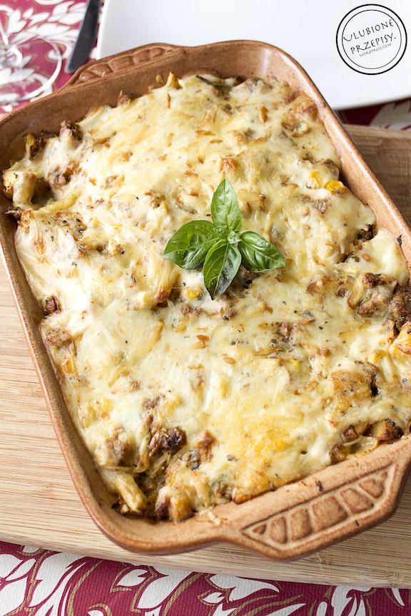 Lasagne z warzywami