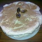 Autor - Dorota - Tort dacquoise z daktylami