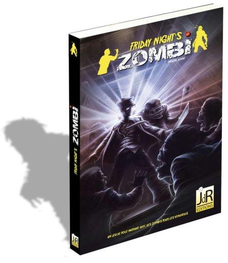 livre3 copie jpg 640x860 q85 Friday Nights Zombi  Un jeu de rôle marrant avec des zombis tous les vendredis